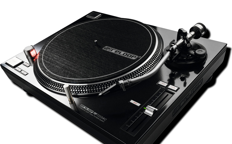 DJ-Turntables