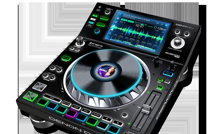Single-CD-Player