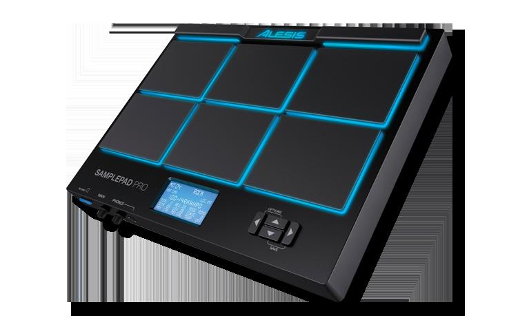 E-Drum Percussion & Sampling Pads