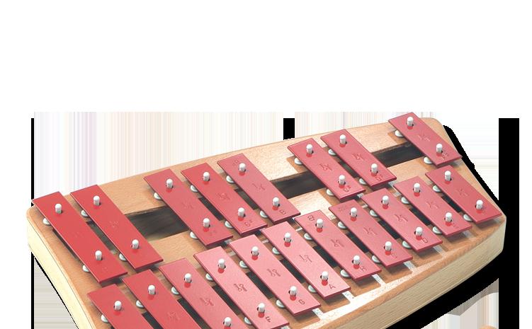 Orff-Klangplatten