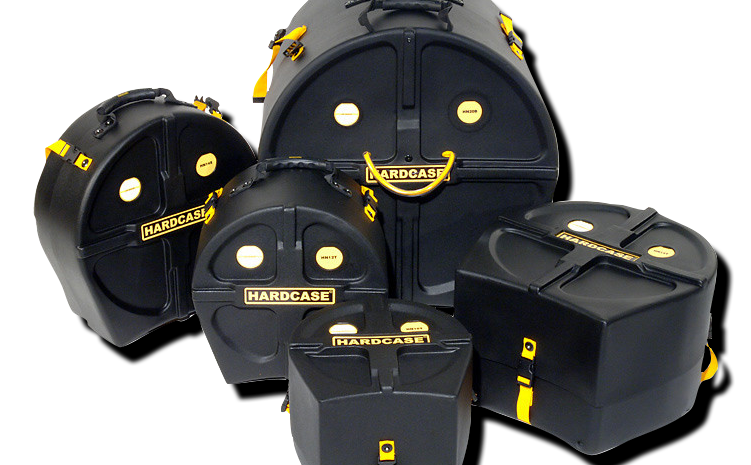 Schlagzeug-Taschen & Koffersätze