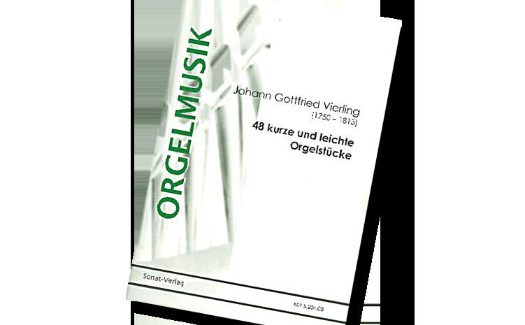 Klassische Noten für Orgel