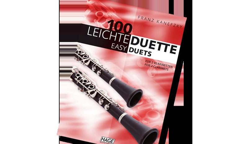 Klassische Noten für Klarinette