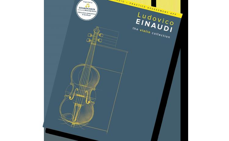 Klassische Noten für Violine