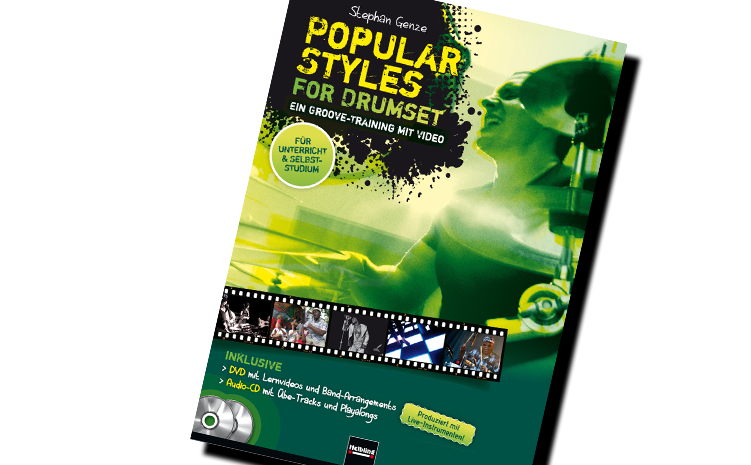 Popularmusik für Drums & Percussion