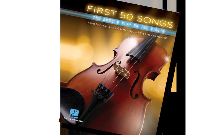 Popularmusik für Violine