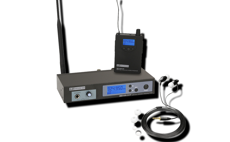 Drahtlose In-Ear-Systeme