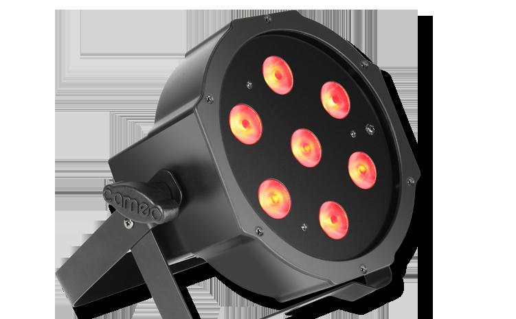 LED FLAT PAR-Scheinwerfer