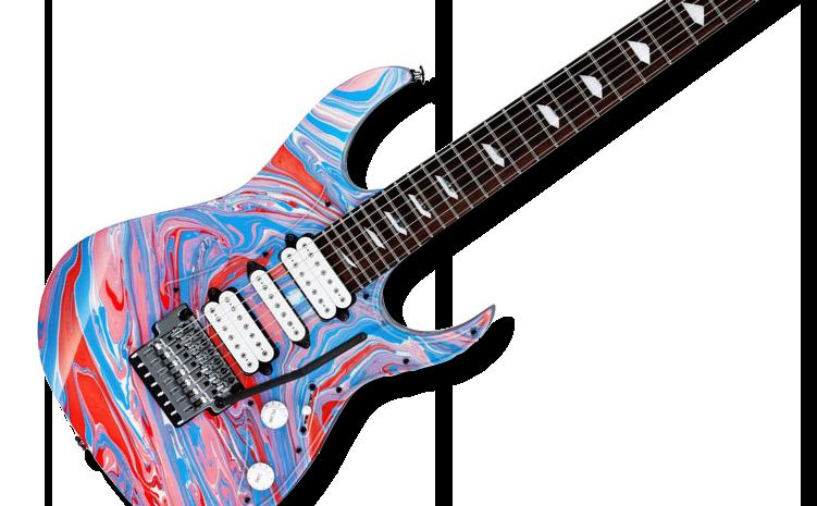 7-, 8- & 9-saitige Gitarren