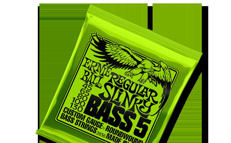 E-Bass-Saiten, 5-saitig