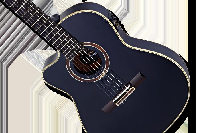 Linkshänder-Konzertgitarren