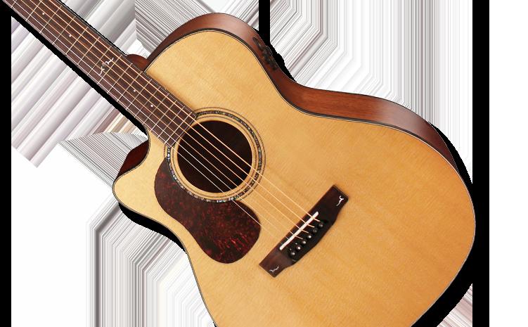 Linkshänder-Westerngitarren