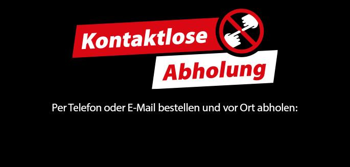 Kontaktlose Abholung in Berlin, Hamburg und Dortmund