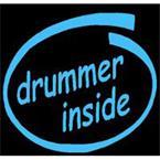Groove & Wear T-Shirt Drummer inside