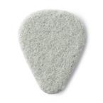 Dunlop Felt Pick Nick Lucas, 3,20 mm, weiß