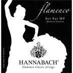 Hannabach Flamenco 827 MT Schwarz