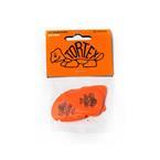 Dunlop Tortex Standard Plektrum, 0,60 mm, orange