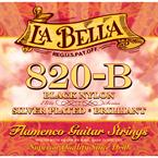 La Bella Flamenco 820 Black Nylon