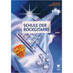 Heros Musikverlag Schule der Rockgitarre 1 mit CD