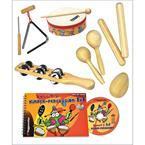 Voggenreiter Voggy's Kinder Percussion Set 10-tlg.