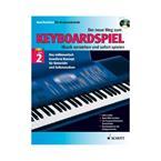 Schott Verlag Der neue Weg zum Keyboardspiel 2 mit CD