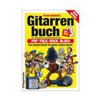 Voggenreiter Gitarrenbuch 1 mit CD und DVD