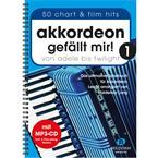 Holzschuh Verlag Akkordeon gefällt mir! Band 1 mit CD