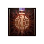 D'addario NB1152 Custom Light, Nickel Bronze