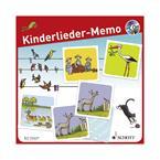 Schott Verlag Kinderlieder Memory