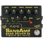 Tech 21 SansAmp Bass Driver D.I. V2