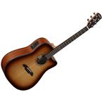 Alvarez AD60CESHB Dreadnought Electric/Cutaway mass. Fichte