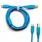 Dj Techtools Chroma Cable USB-C blue
