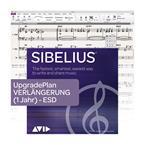 Avid Sibelius Upgradeplan Verlängerung