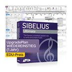 Avid Sibelius Ultimate EDU Upgrade Plan
