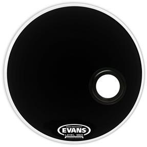 Evans EMAD Resonant Black 24''  - Bassdrum-Reso