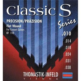 Thomastik Classic S KF-110 flatwound