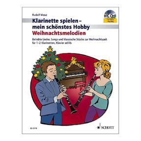 Schott Verlag Klarinette spielen mein schönstes Hobby