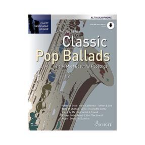 Schott Verlag Classic Pop Ballads mit CD