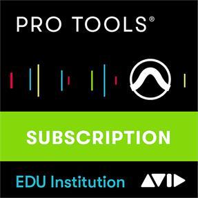 Avid Pro Tools EDU Institut Lizenzcode