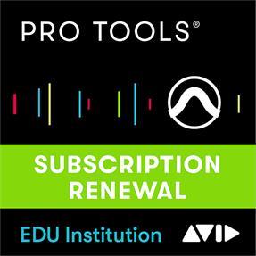 Avid Pro Tools EDU Institute Lizenzcode