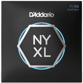 D'addario NYXL1152 Medium Top/ Heavy Bottom
