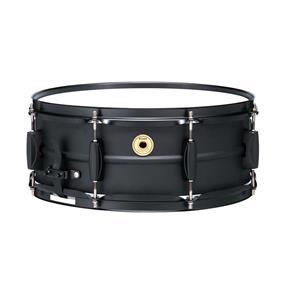 """TAMA Snare 14"""" x 5 1/2"""" BST1455BK Metalworks Black Steel"""