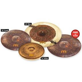 Meinl Byzance JustMusic Edition Set