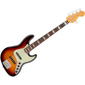 Fender American Ultra Jazz Bass V, RW Ultraburst
