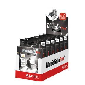 Alpine MusicSafe Pro Earplugs - schwarz