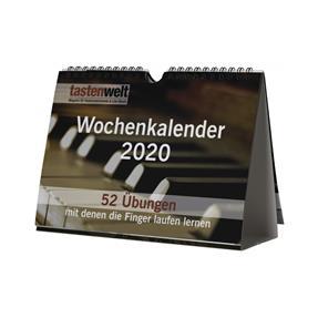PPV Tastenwelt Kalender 2020