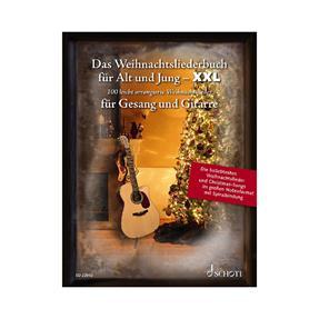 Schott Verlag Das Weihnachtsliederbuch für Alt und Jung - XXL