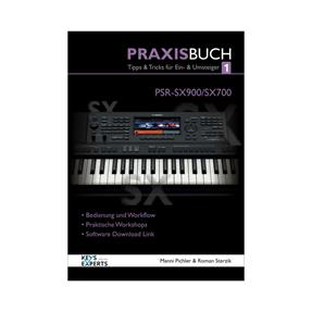 Keys Experts PRS-SX900/700 Praxisbuch 1