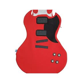 BabyRockSack Baby Schlafsack E-Gitarre rot Angus