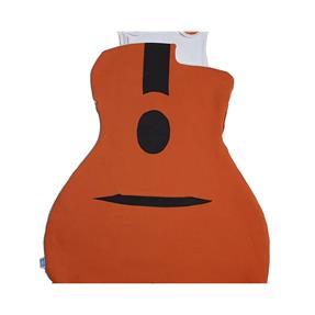 BabyRockSack Baby Schlafsack A-Gitarre Django